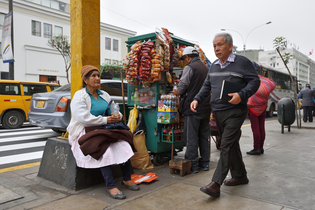 Walking around Lima and experiencing everyday life is one of the best ways to get to know the city