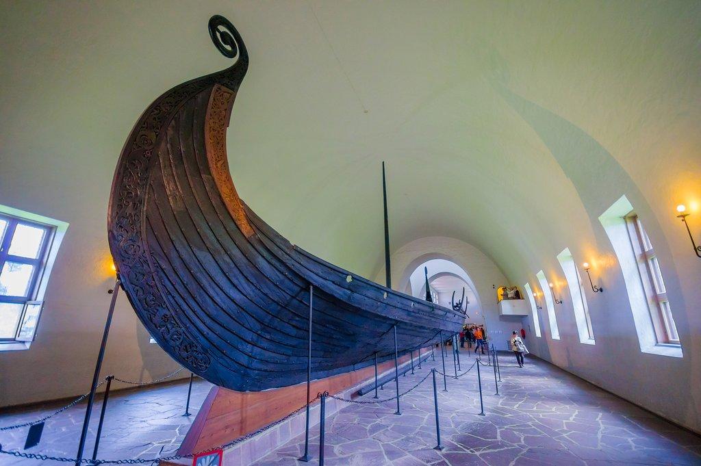 Osebergskipet, Oslo, Norway