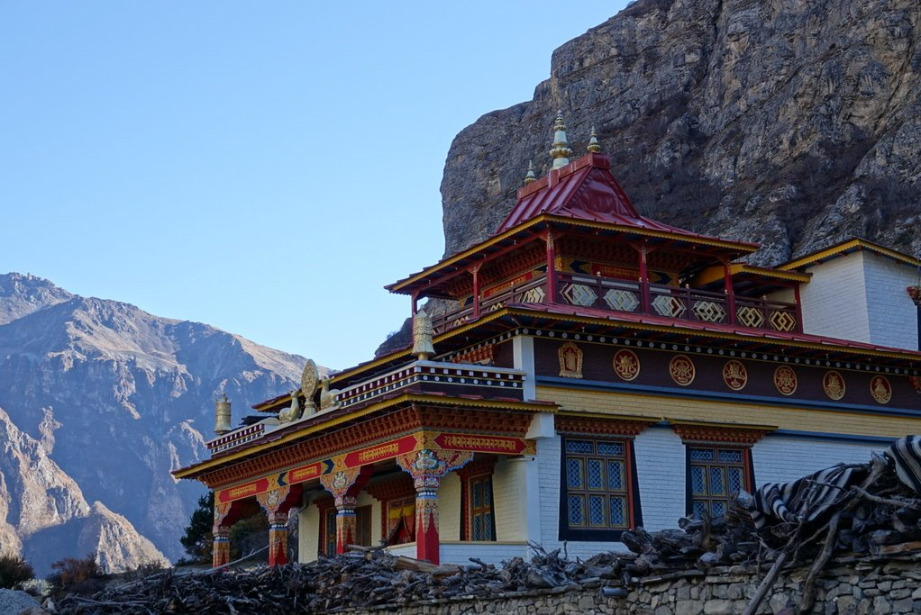 Nar Ghedi Monastery   Photo by agata osinska