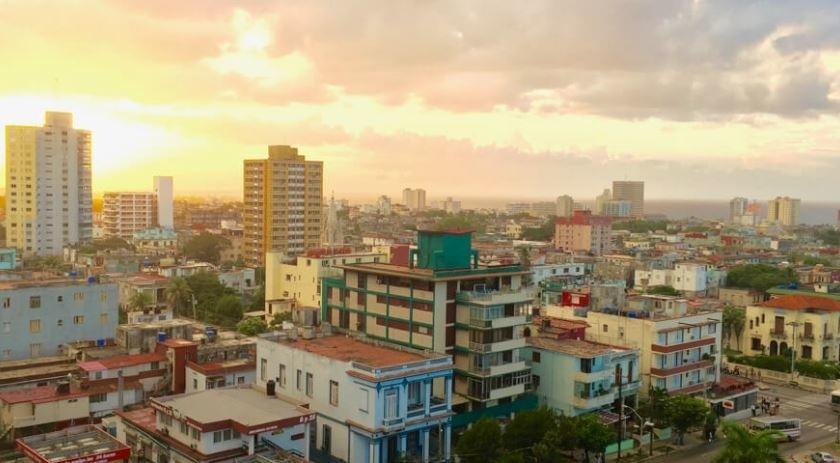 A beautiful day in Havana