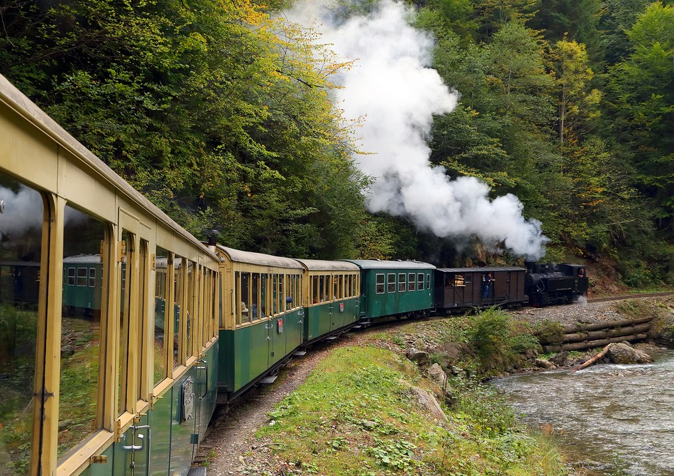 Maramures Steam Train
