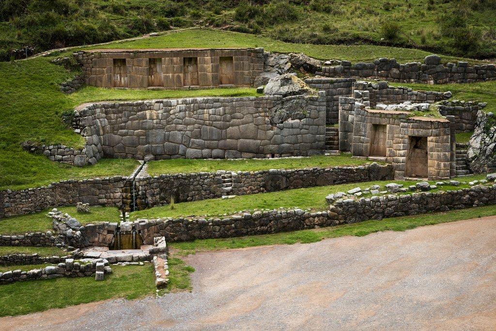 Tambomachay Inca ruins