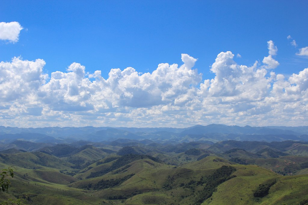 Serra da Mantiqueira Mountains