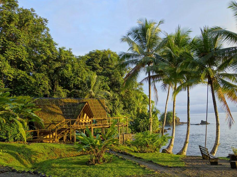 Resort near Nuqui