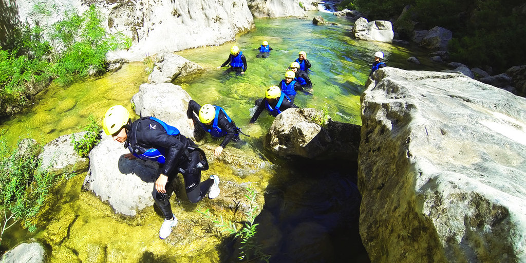 Adventures on the Cetina River