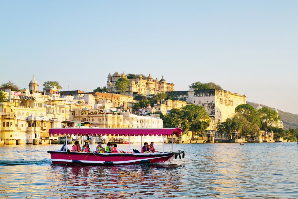 The Lakes of Udaipur