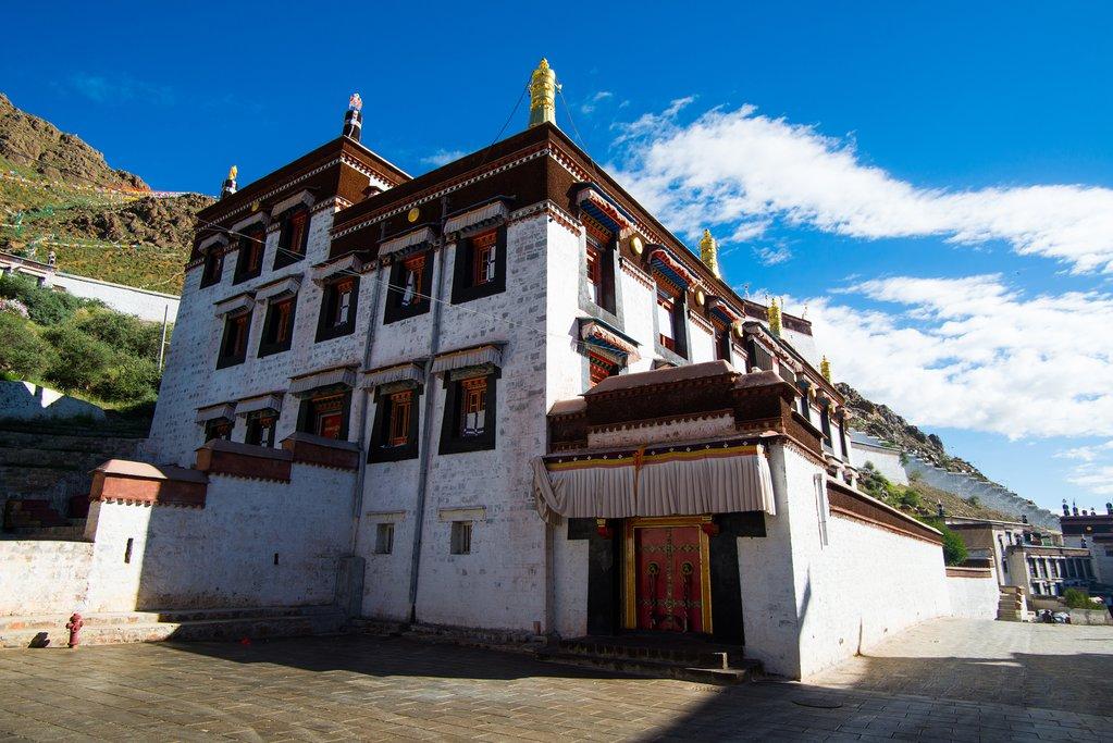 Tashilhunpo Monastery, Tibet, China