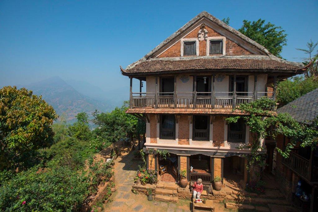 The Old Inn heritage hotel, Bandipur (© Alex Treadway)