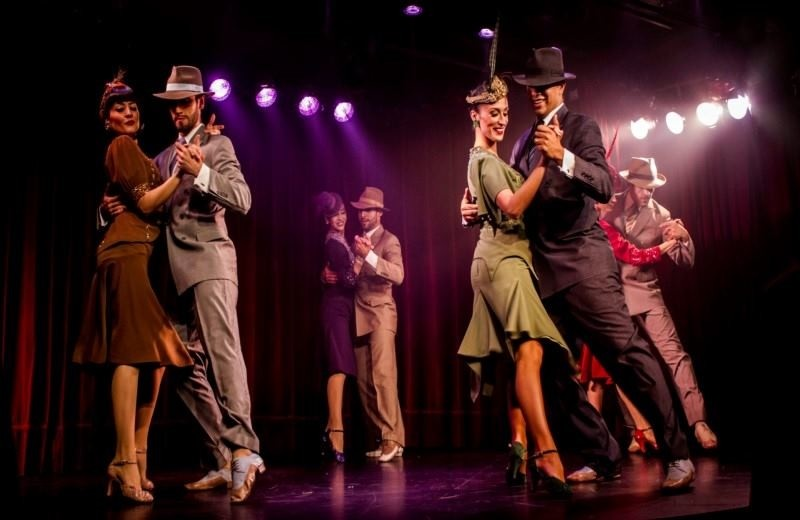 Spend an unforgettable night at a tango house in Buenos Aires.