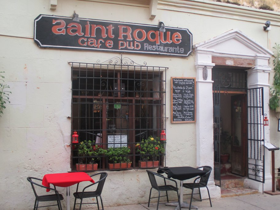 Saint Roque Cafe - Restaurant