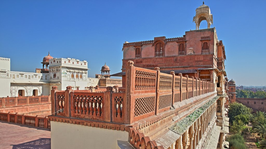 Junagarth Fort, Bikaner