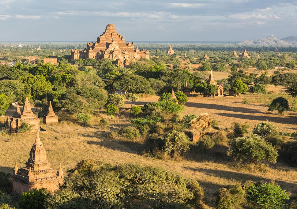Dhammayangyi Pagoda, Bagan's largest monument