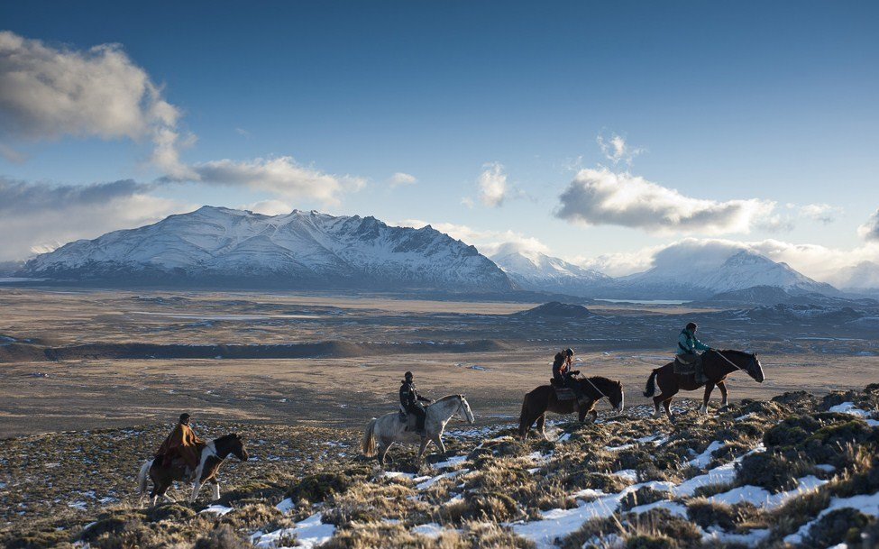 Horseback Riding near El Calafate