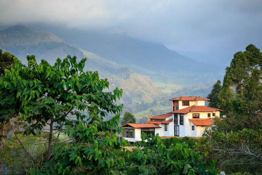 Haciendas (fincas) in Colombia's Coffee Region
