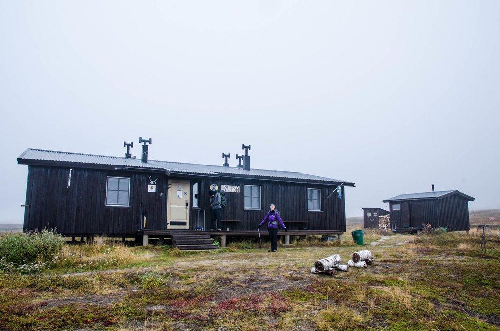 Your mountain cabin and sauna await