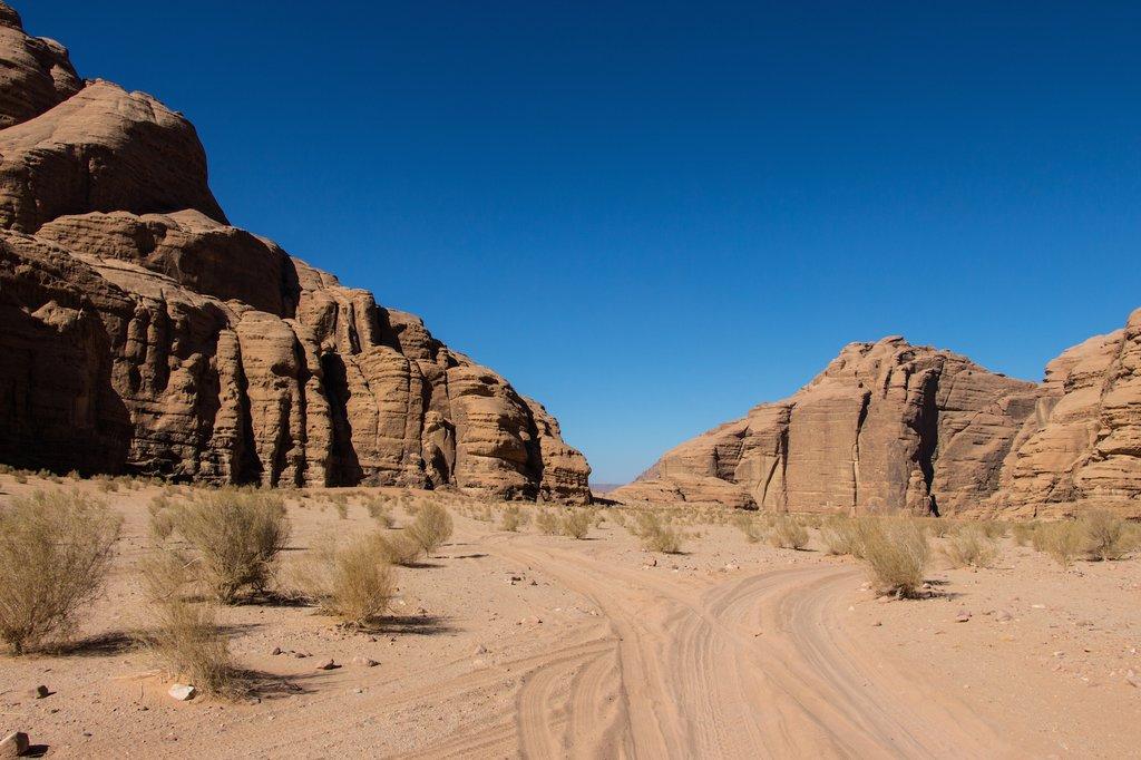 Barrah Canyon