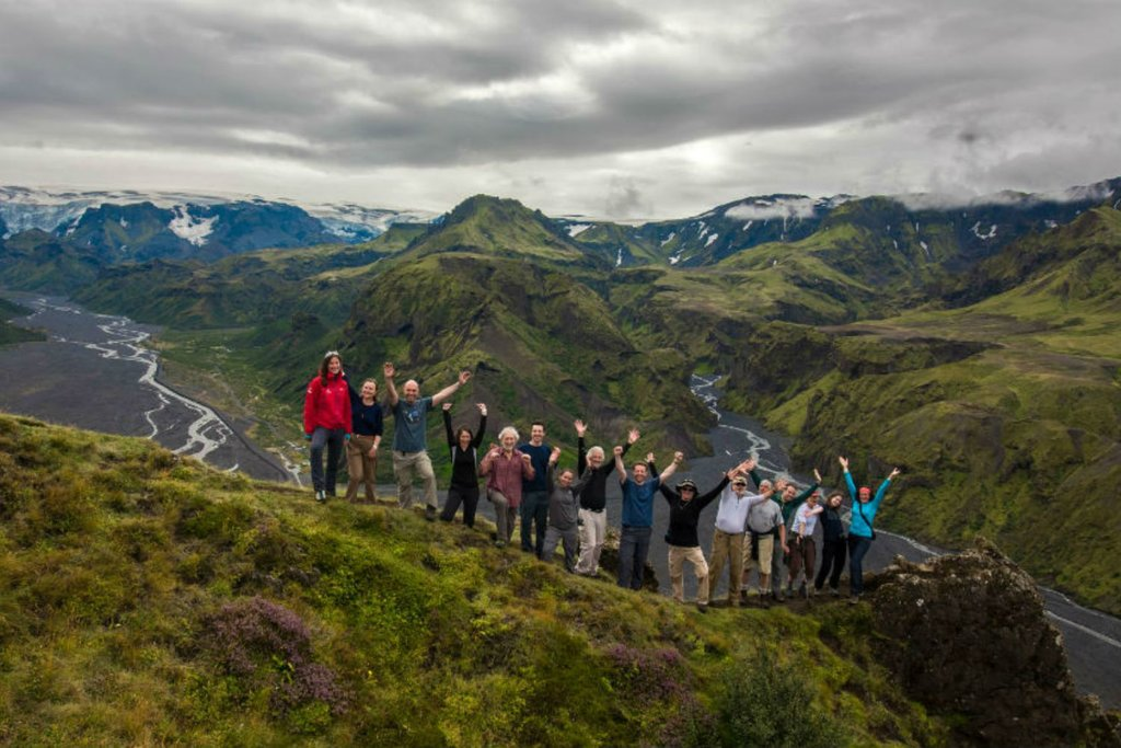 Celebrate! You have completed one of the most incredible hiking trails in the world