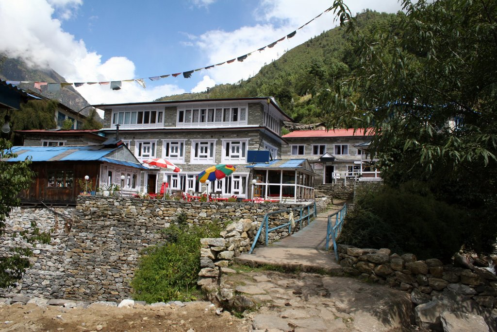 Village of Phakding