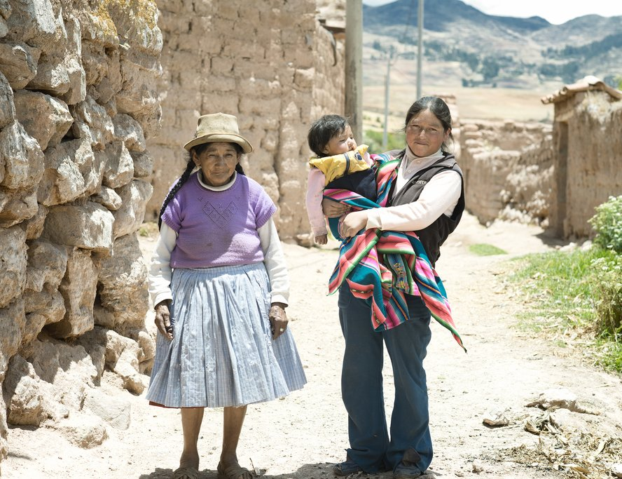 Staying with a Peruvian family in their home is a one-of-a-kind cultural experience