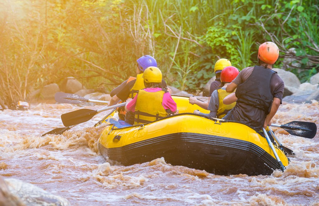Rafting Thailand