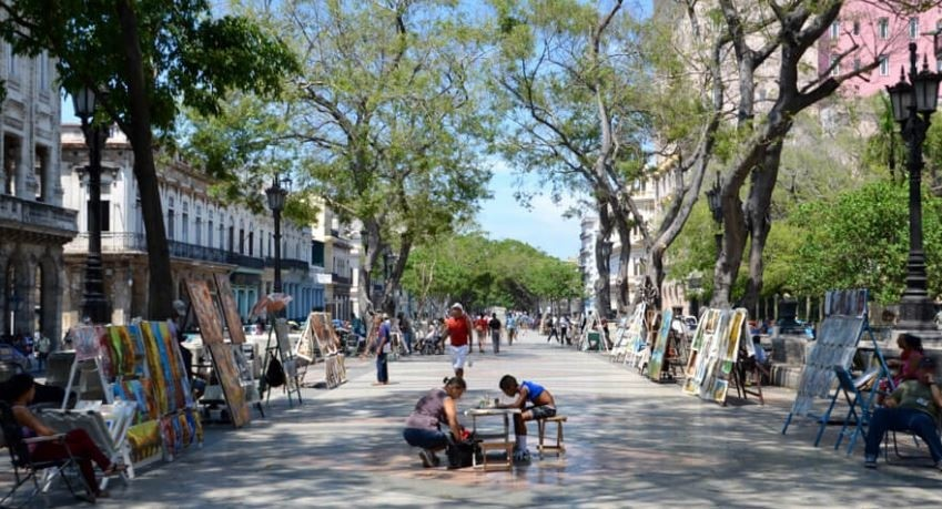 The thriving Havana art scene