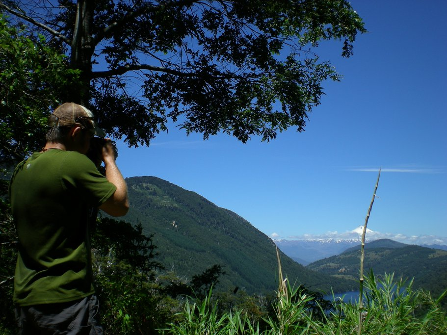 View of Huerquehue National Park