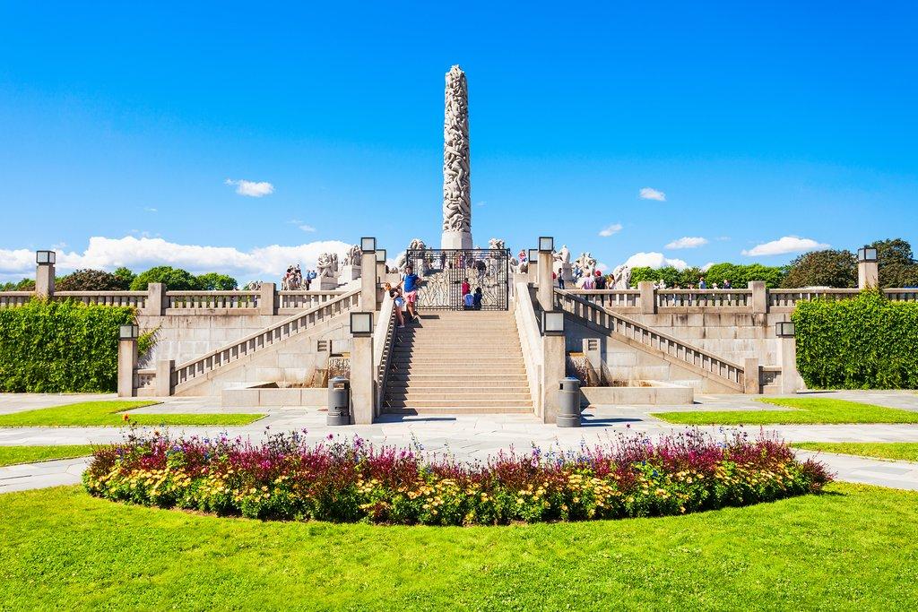 Vigelandsparken obelisk