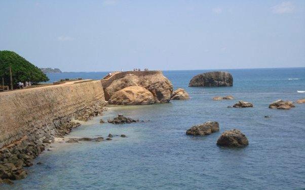 Galle Fort Oceanfront