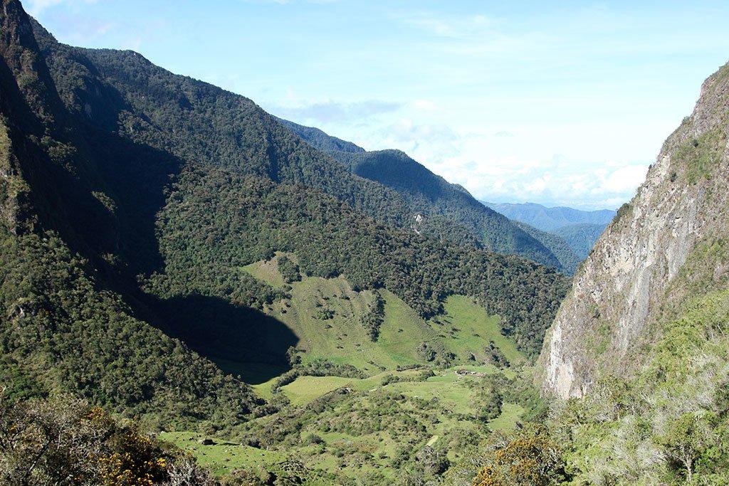 PNN Los Nevados trek
