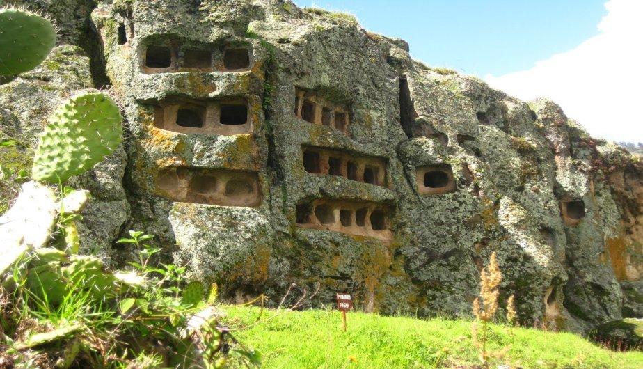 Ventanillas de Otuzco.