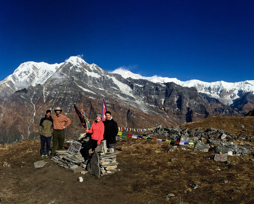 Mardi Himal Base Camp
