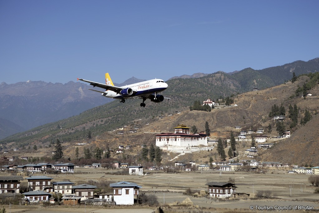 Farewell to Bhutan