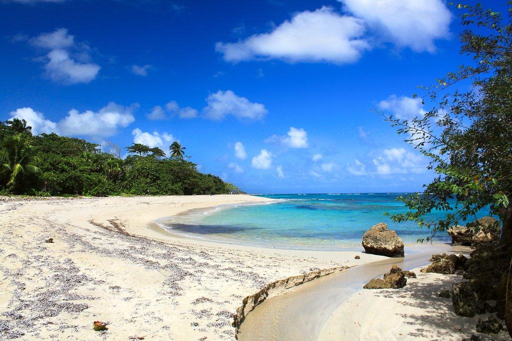 Playa Maguana, near Baracoa