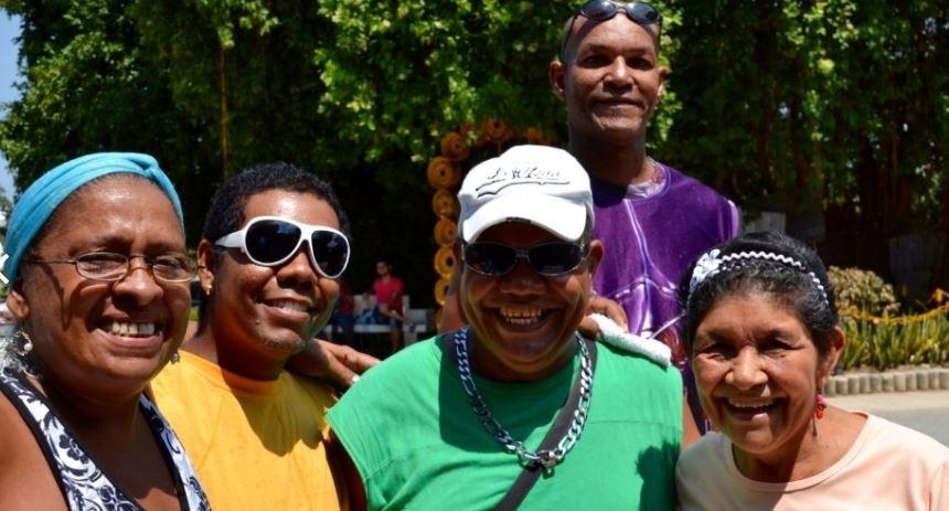 Friendly local Cubanos