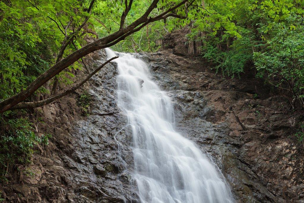 Hike to Montezuma Falls.