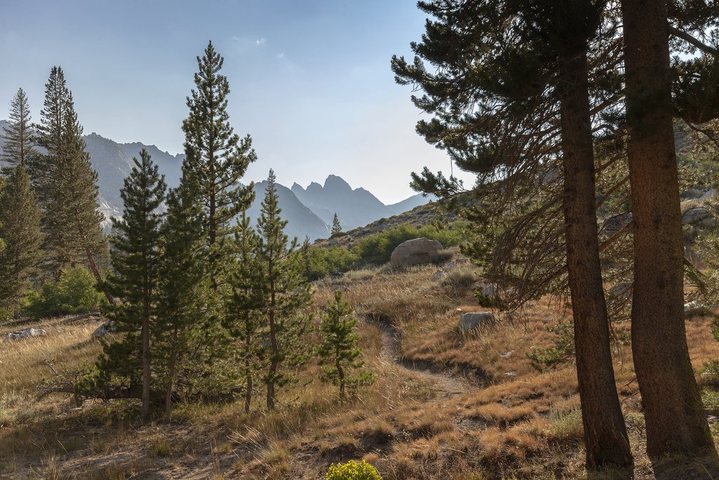 Granite mountain, PCT