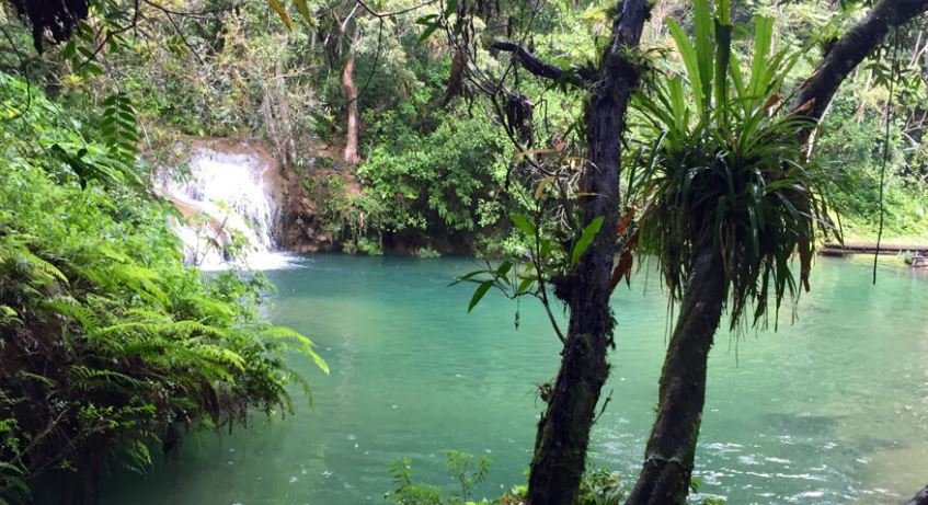 Topes de Collantes National Preserve