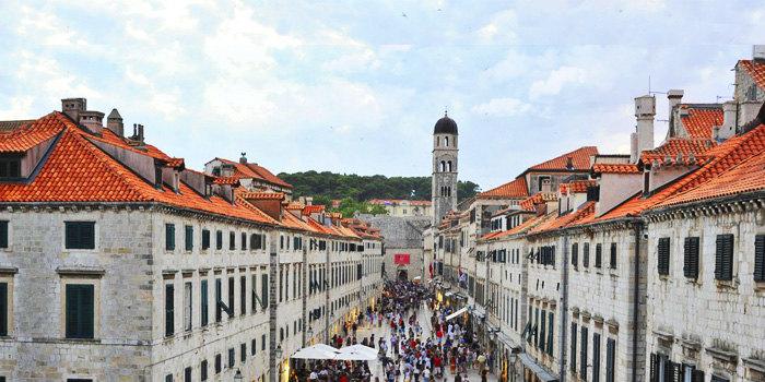 Croatia's capital, Dubrovnik