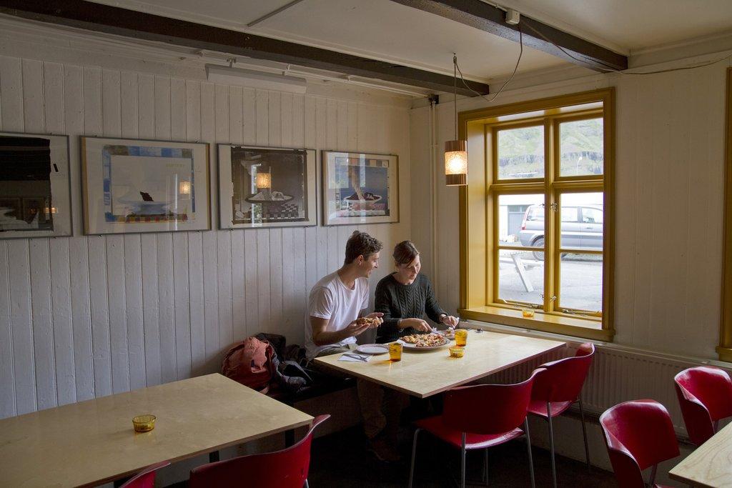 Skaftafell Bistro, Seydisfjordur (photo by Paula Prats, paulaprats.com)