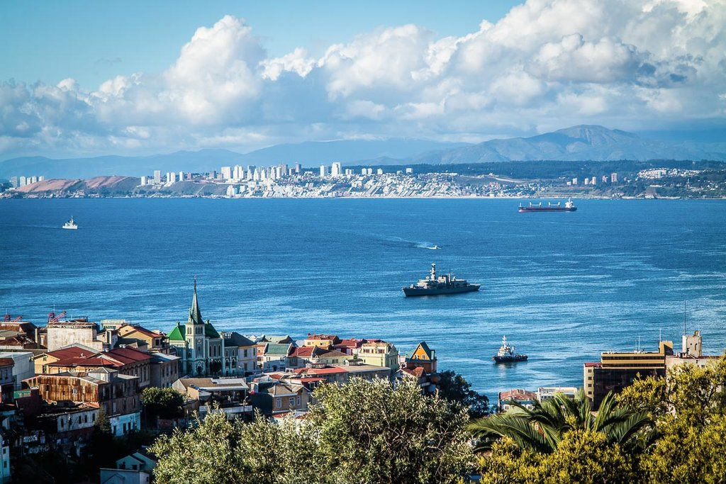 Picturesque Valparaíso