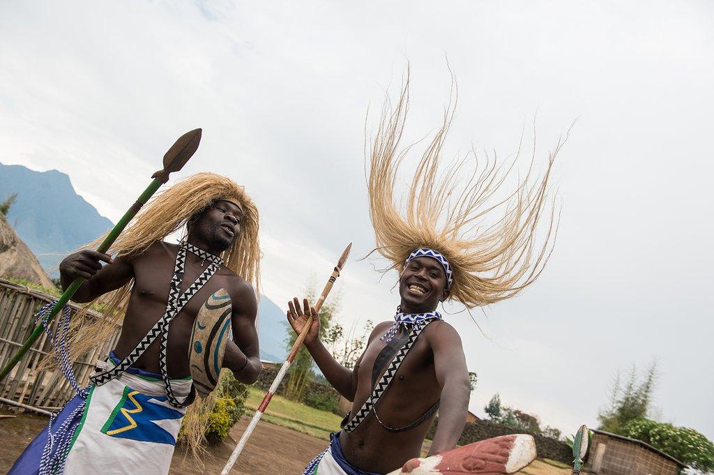 Ibyi Iwacu Cultural Village