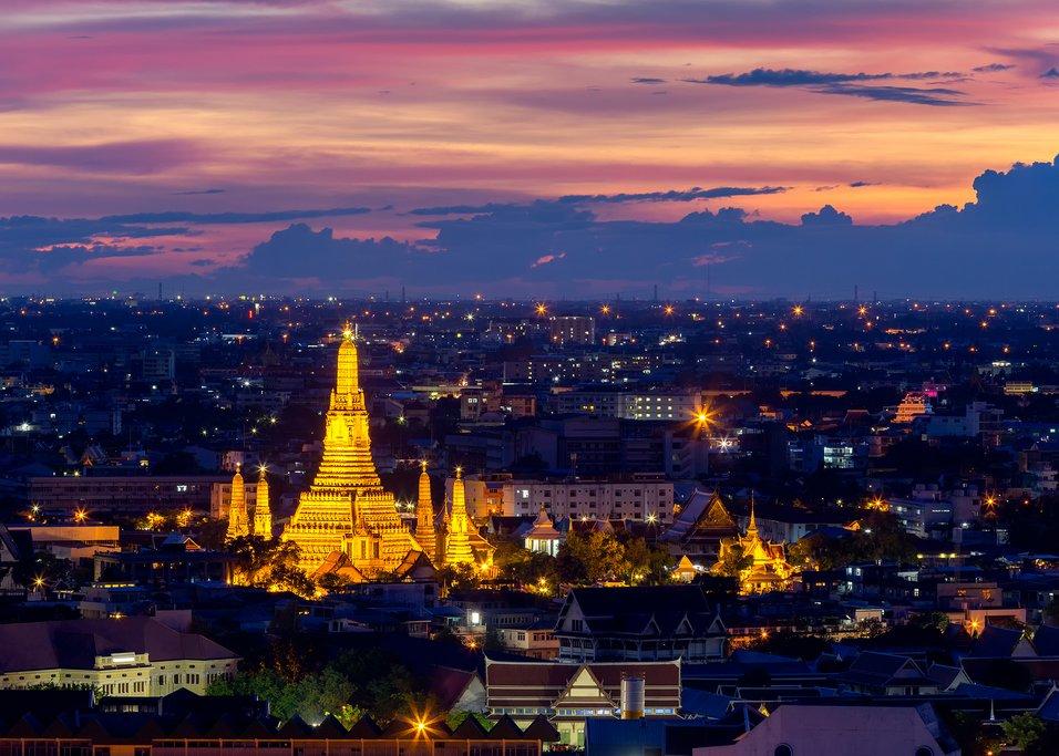 Wat Arun Temple, Bangkok