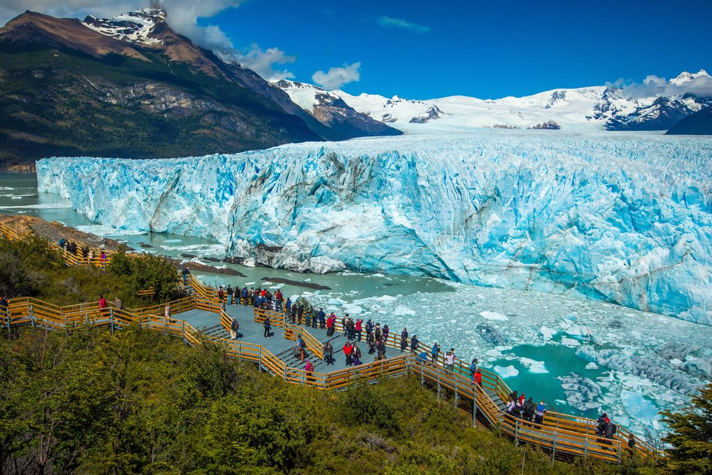The spectacle that is Perito Moreno