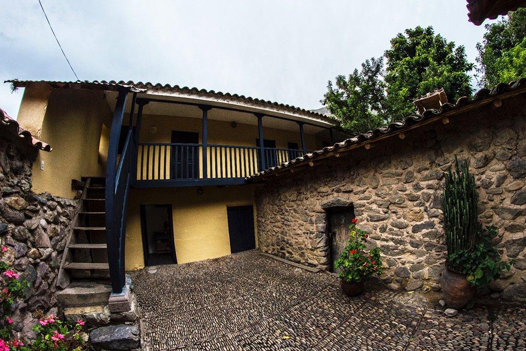 Stone house of the Incas