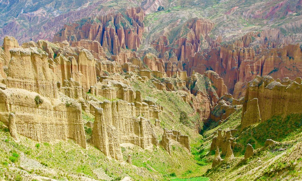 Bolivia is full of natural wonders - stay and explore!