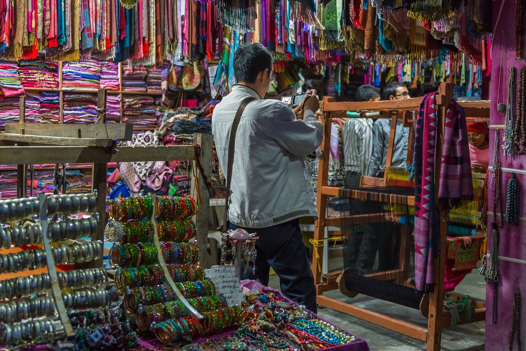 Pokhara shop