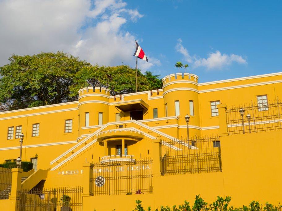 Museo Nacional in San Jose Costa Rica