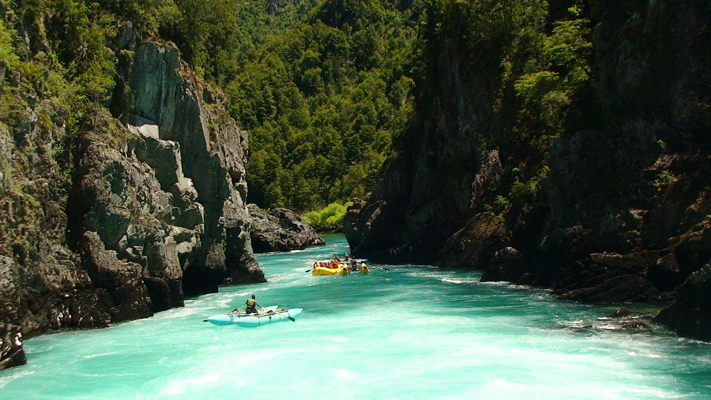 Rafting on the Futaleufu River