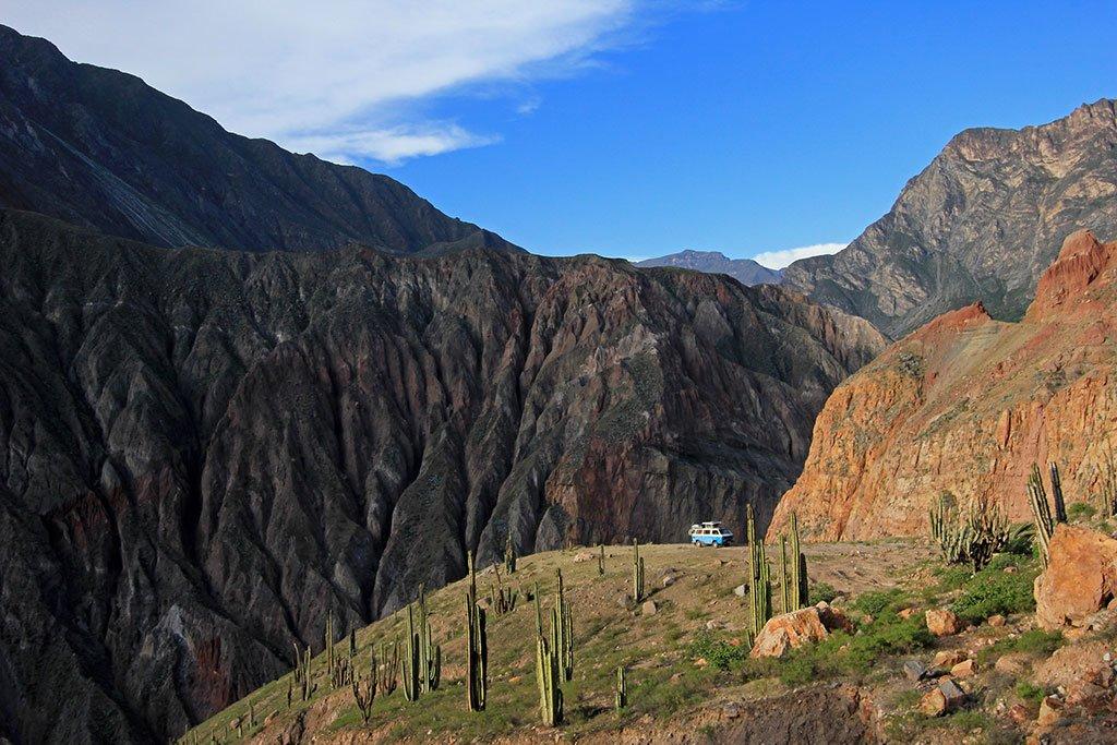 Cotahuasi Canyon Peru