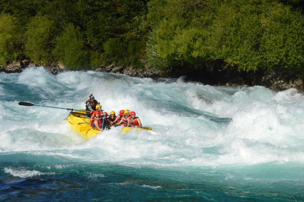 Rafting theFutaleufú